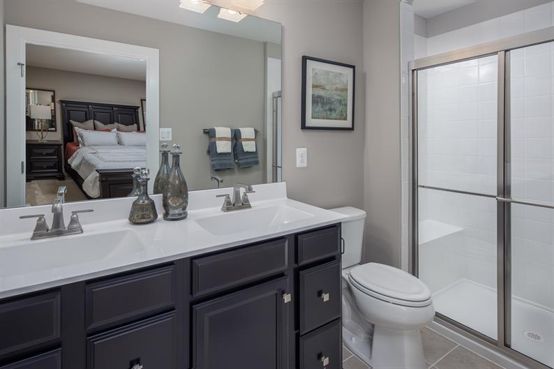 Practical bathrooms