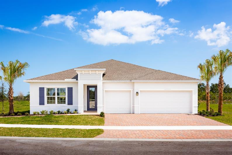 WELCOME HOME TO HUNTINGTON PLACE IN NORTH VERO BEACH - HOMES AVAILABLE NOW!