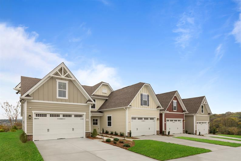 Low maintenance living included at Sewickley Crossing