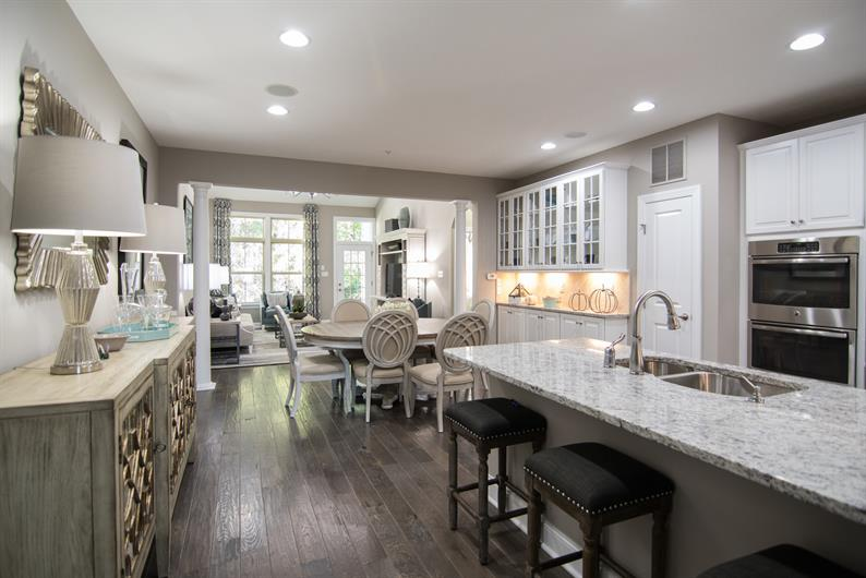 A Dream Kitchen with Designer Features and Finishes