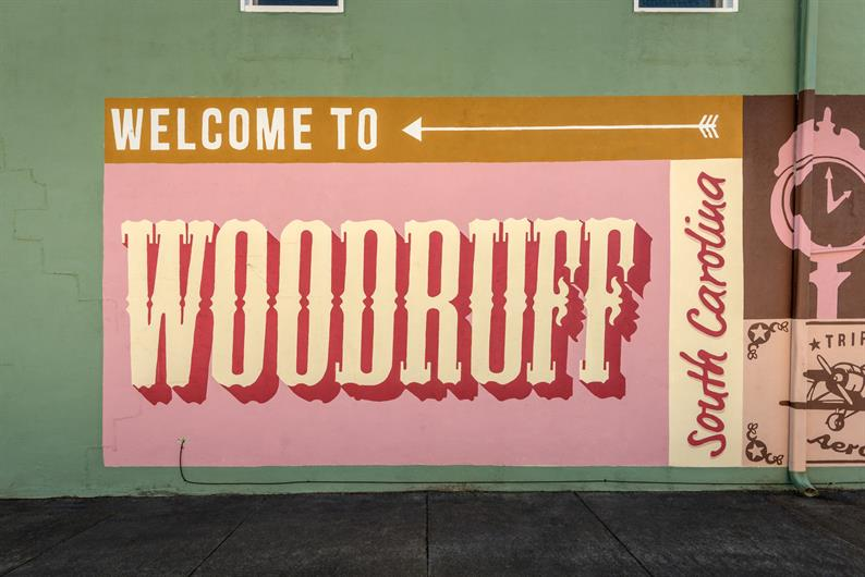 Welcome to Woodruff - where everyone knows your name!