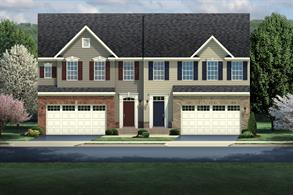New Homes for sale at Westfields Townhomes in Hagerstown, MD within