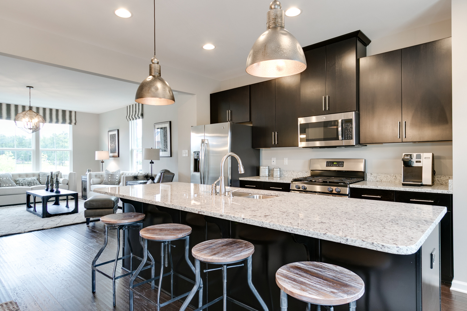 New Construction Townhomes For Sale Mozart Attic Ryan Homes