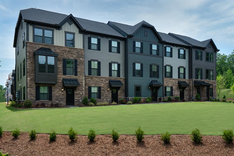 Own a new townhome in the Verdae Corridor with front door access to the Swamp Rabbit Trail.