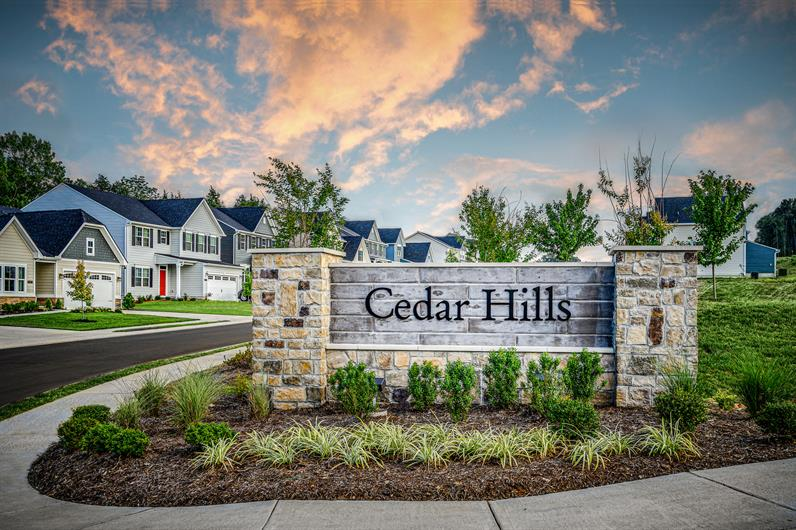 Welcome home to Cedar Hills