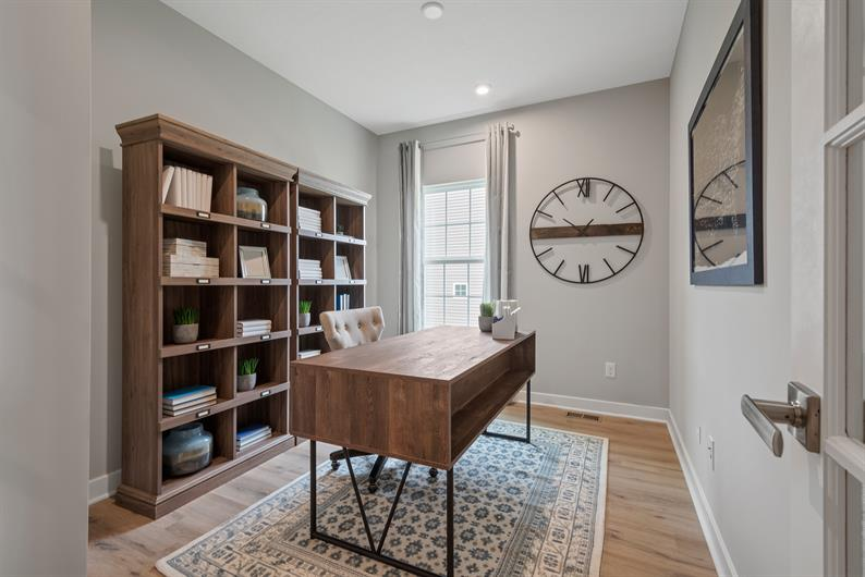 HOME OFFICE SPACE