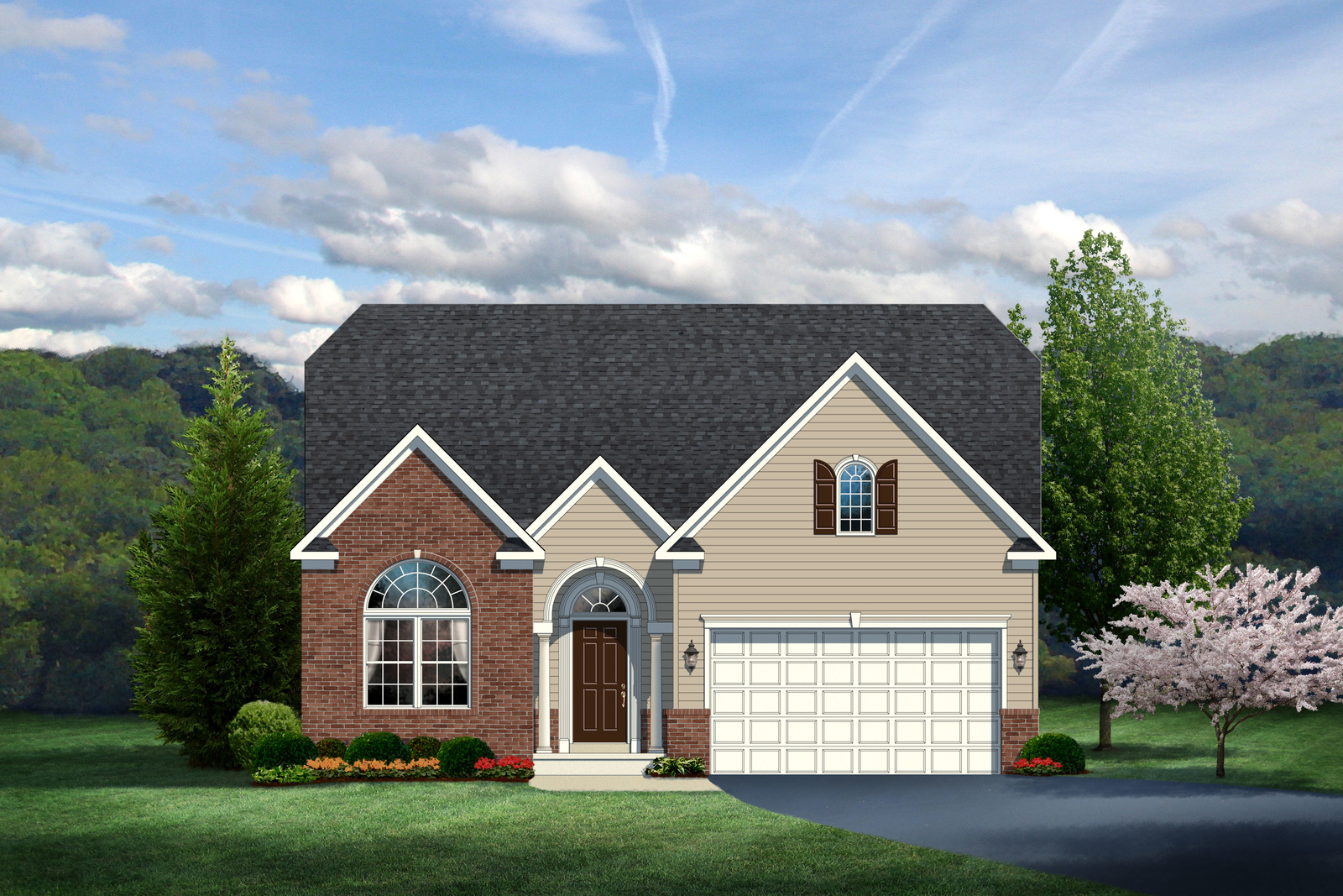 New Daventry Home Model For Sale Heartland Homes