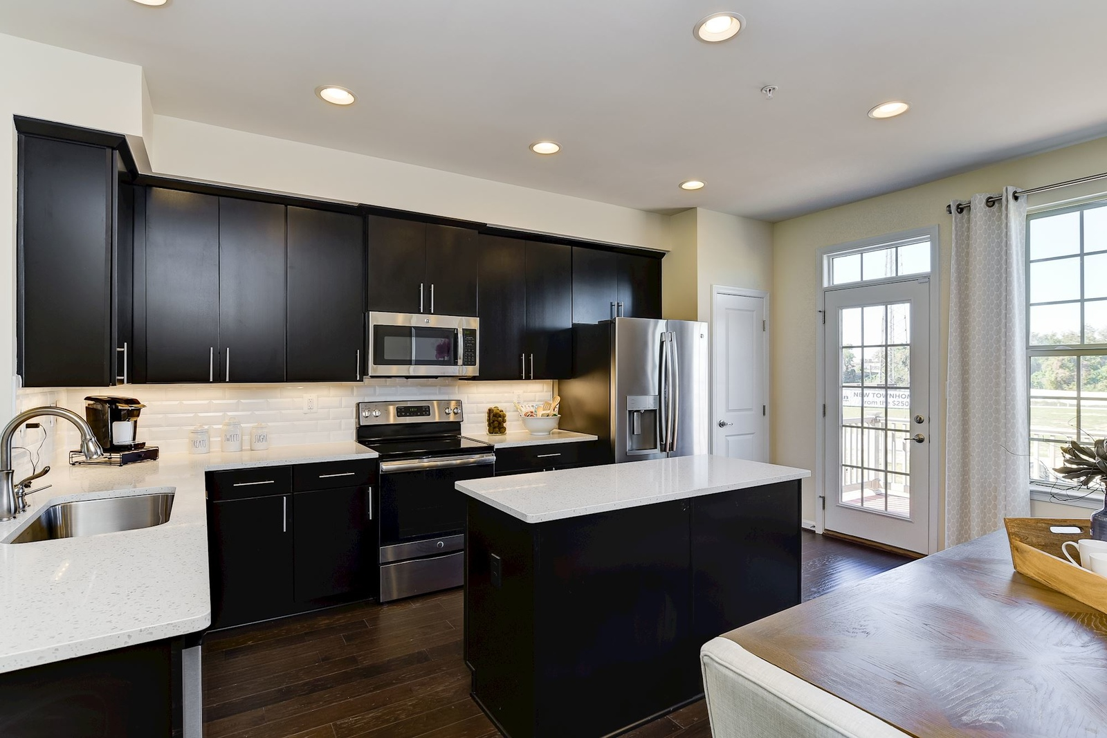 New Home Options Of New Hepburn Townhome Model For Sale At Greenbelt Station