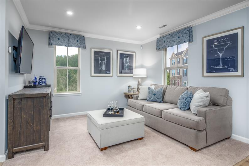 Finished Rec Rooms to give you more space