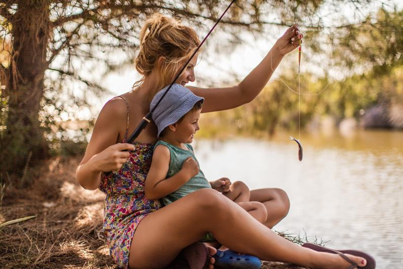 Go Fishing with the one you love!