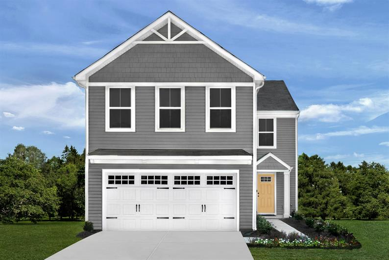 HAVE A PLACE FOR EVERYTHING WITH AN ATTACHED 2-CAR GARAGE