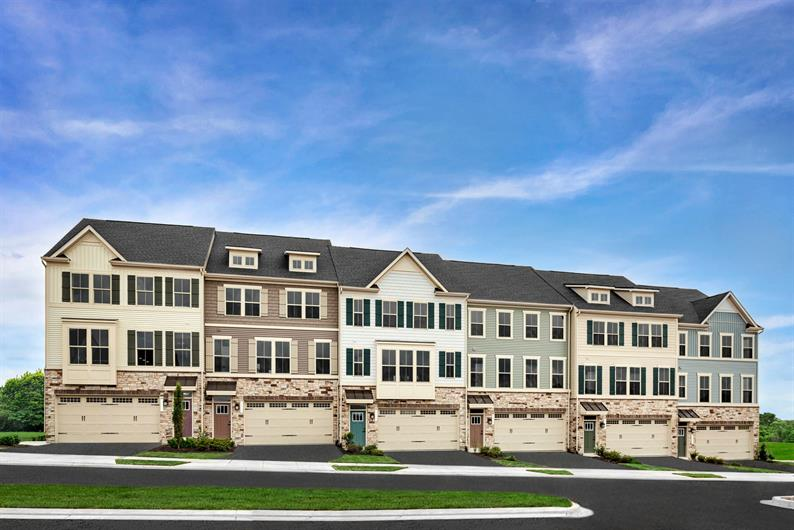 WELCOME TO HARRINGTON TERRACE TOWNHOMES IN FREDERICK, MD!