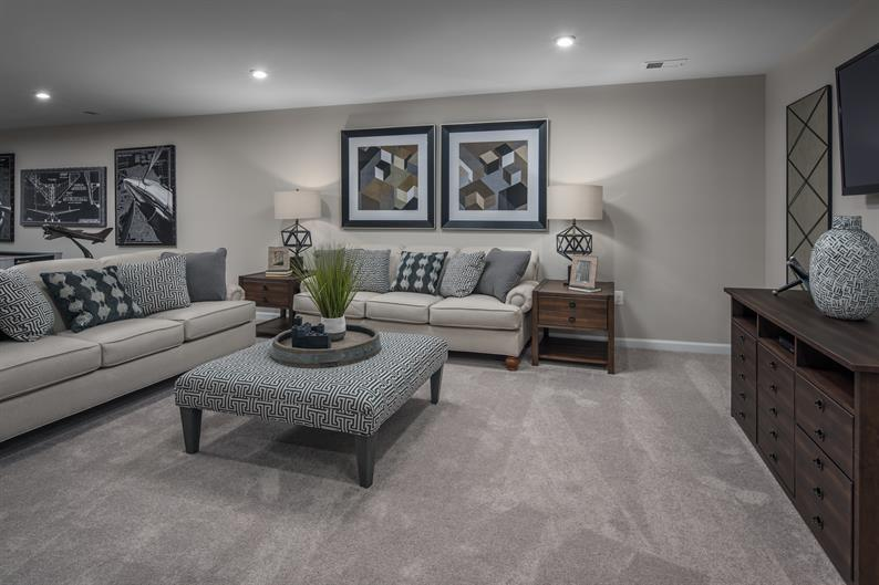 Finish your basement for more living space