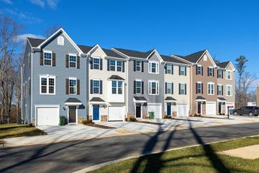 Courthouse Commons Townhomes