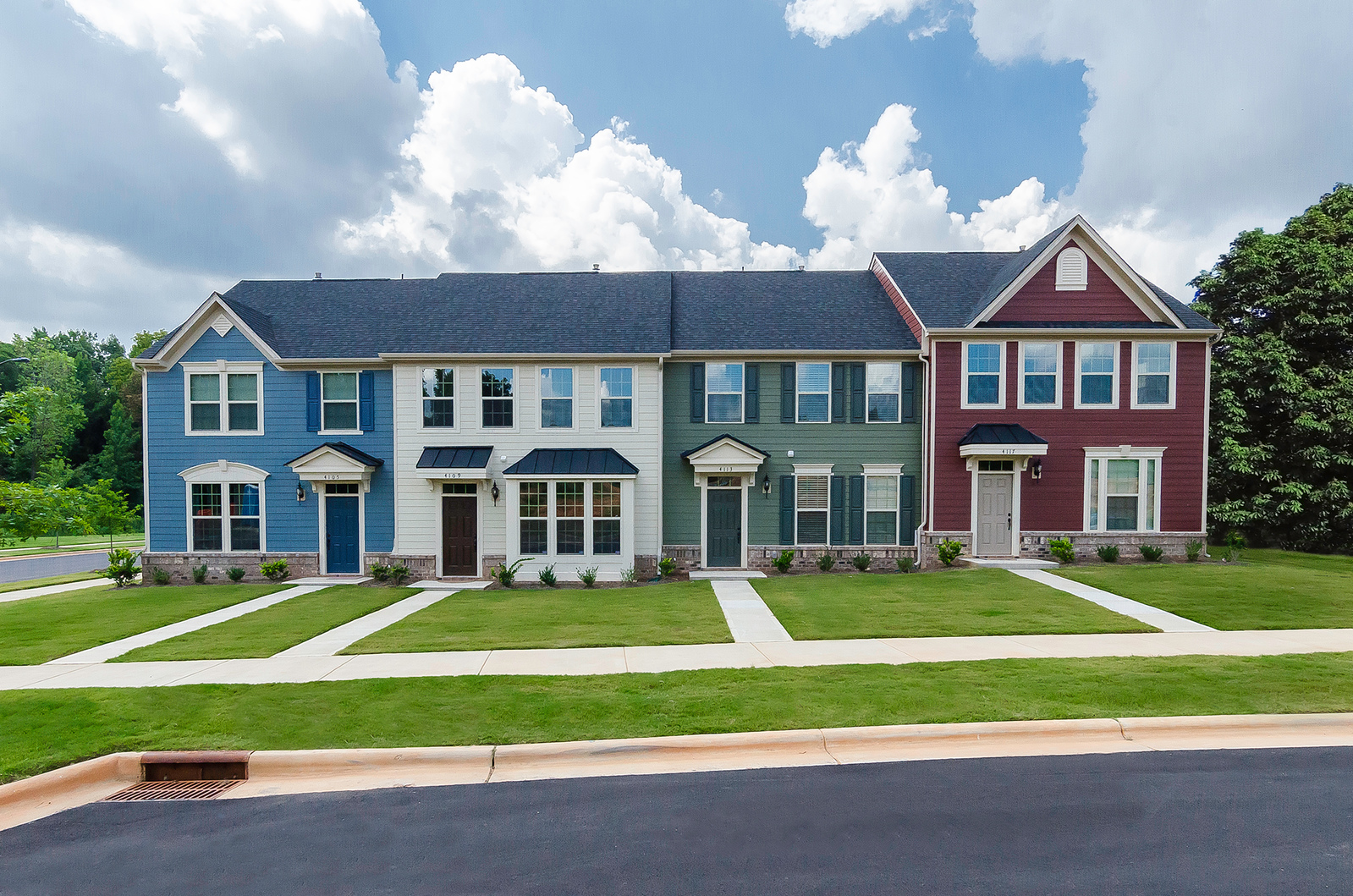 We've Made Owning a New Home Simple And Affordable!