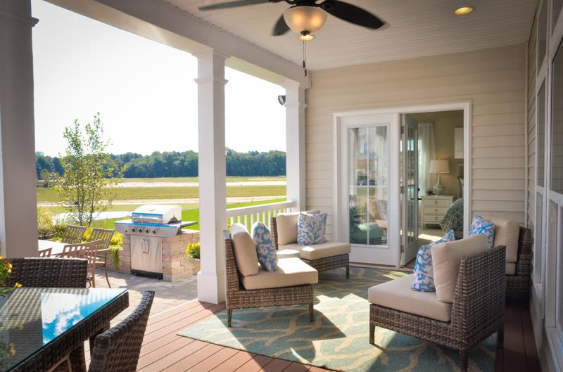 ENJOY YOUR BACKYARD OASIS WITH NO REAR NEIGHBOR HOMESITES