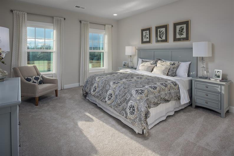 First-Floor Guest Suites