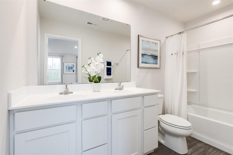DESIGN YOUR OWNER'S BATHROOM