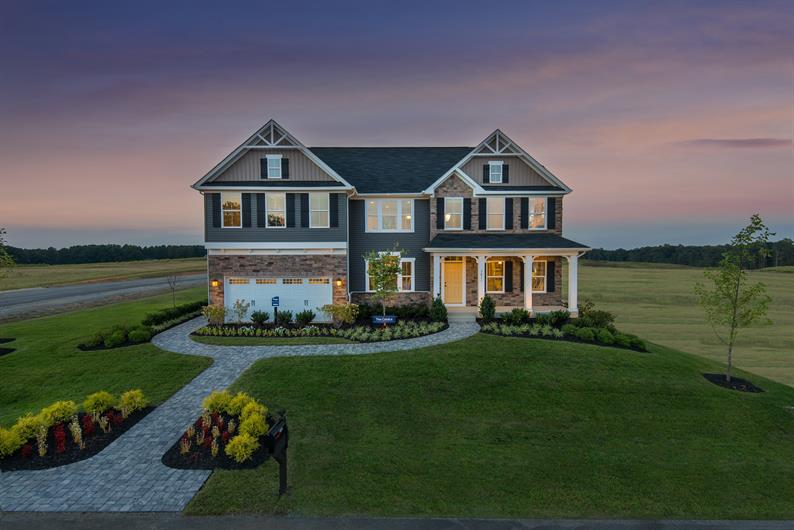 WELCOME HOME TO CHANCELLORSVILLE CROSSING