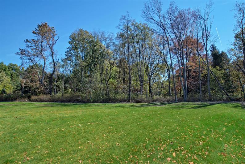 POND AND WOODED VIEWS MAKE A PERFECT SCENIC BACKDROP