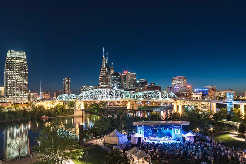 Convenient Nashville Location