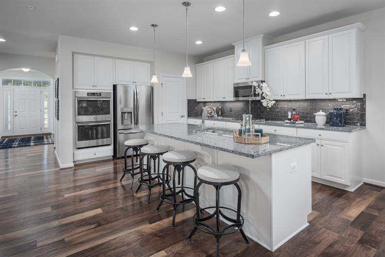 Dream Kitchens Plus All Appliances Included!