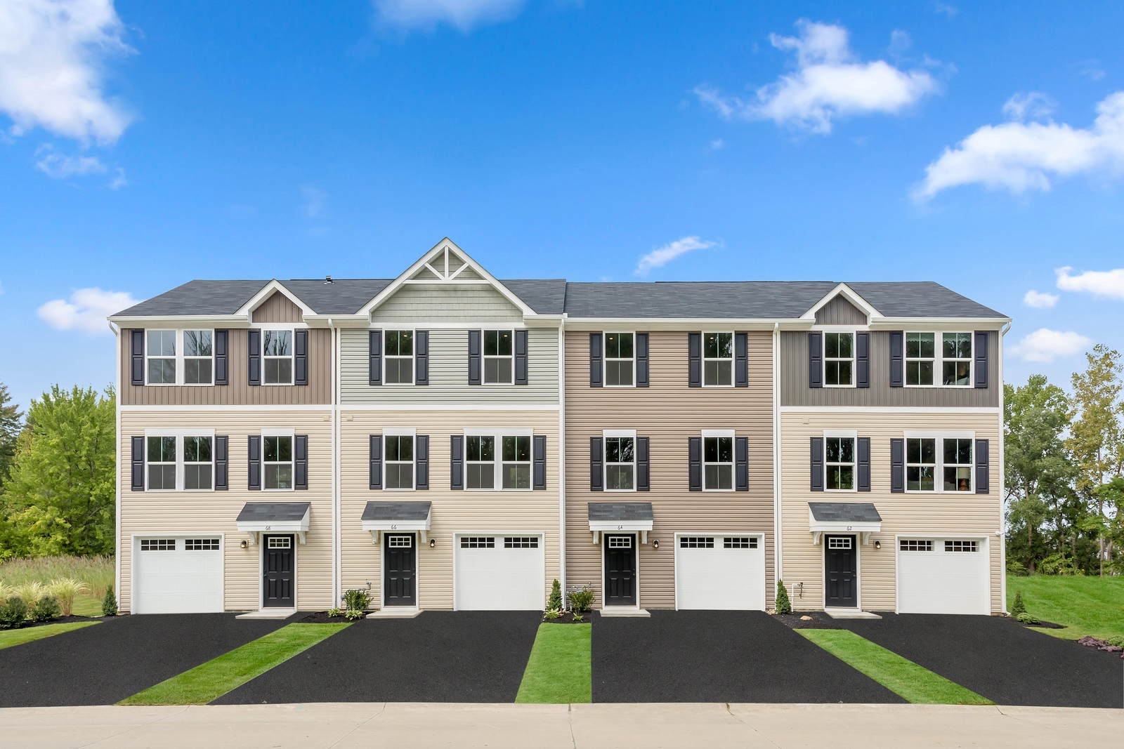 Martinsburg Lakes Townhomes Townhomes For Sale Ryan Homes