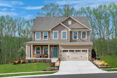 Christopher Pointe Single Family Homes And Main Level Owner S Suite Homes For Sale Ryan Homes