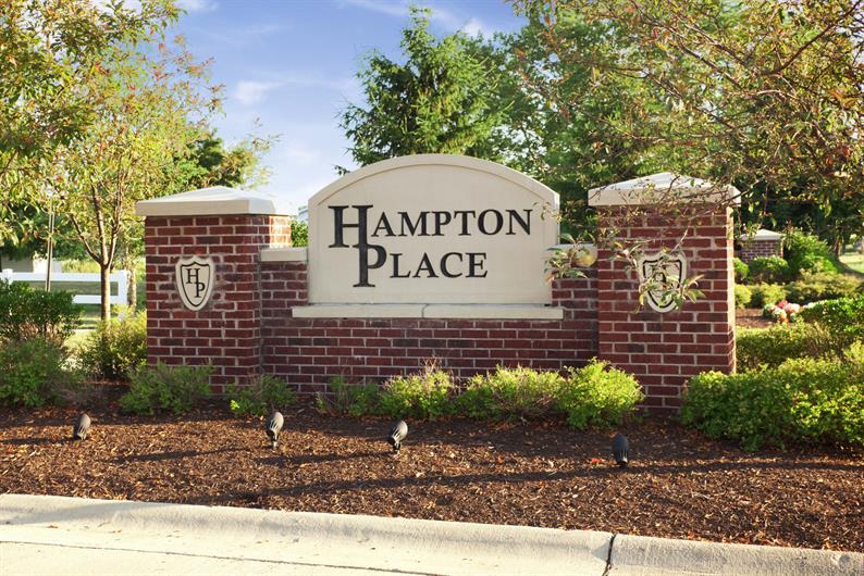 IT IS ALL ABOUT LOCATION AND AMENITIES AT HAMPTON PLACE