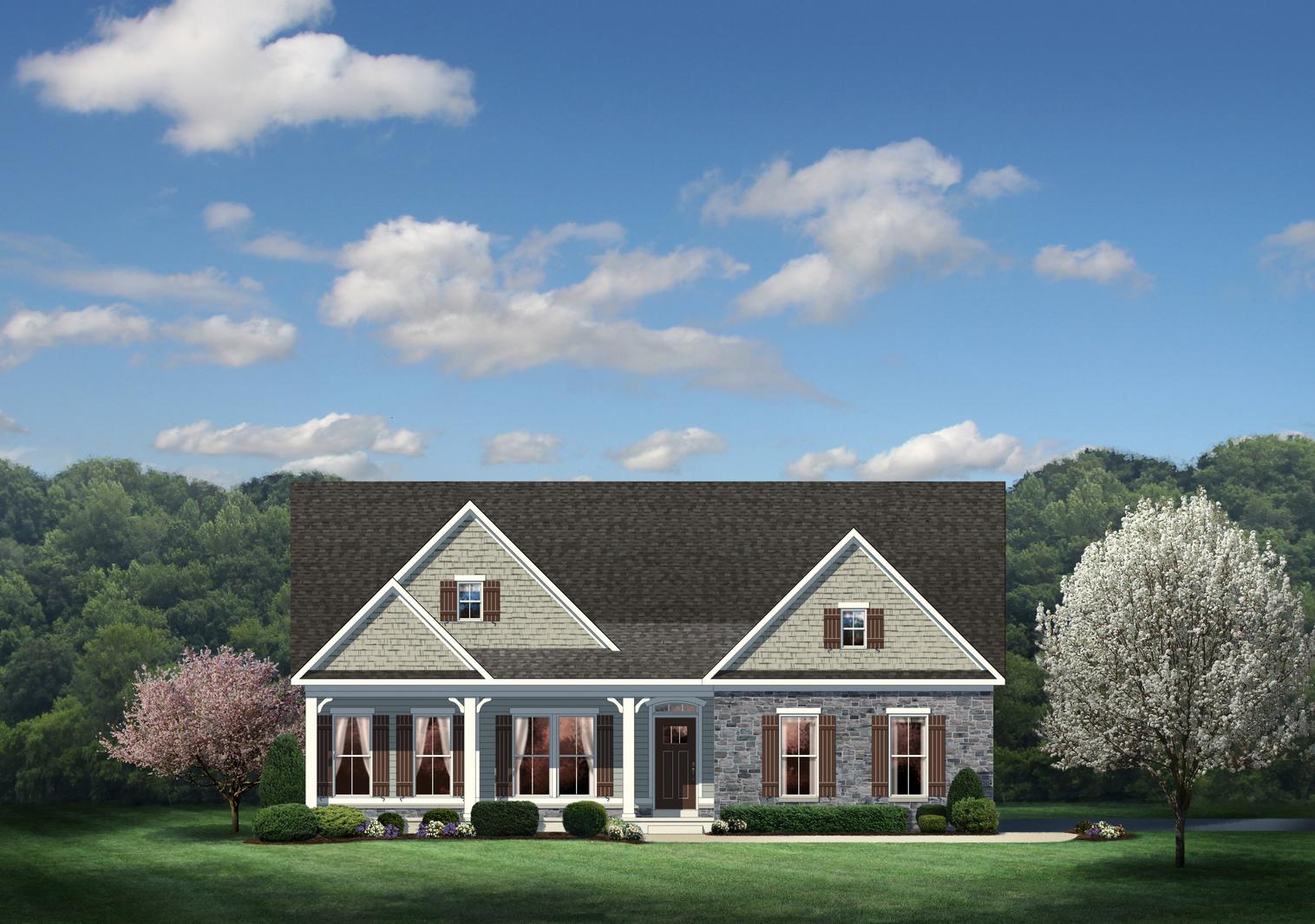 New Carolina Place Home Model For Sale Heartland Homes