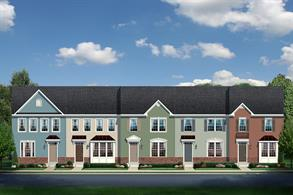 New schubert3 story townhome model for sale at city park for Two story model homes