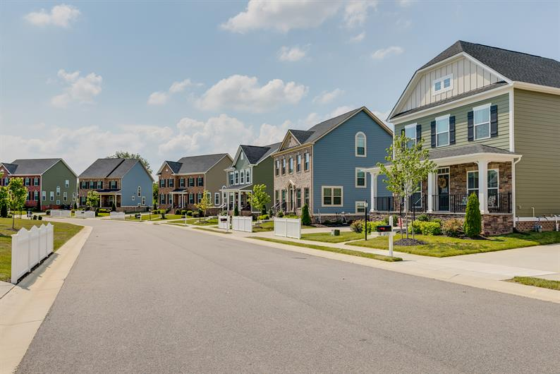 Have it all! Single-family homes with Maintenance Free yards, 2 car garages, in Richmond City!
