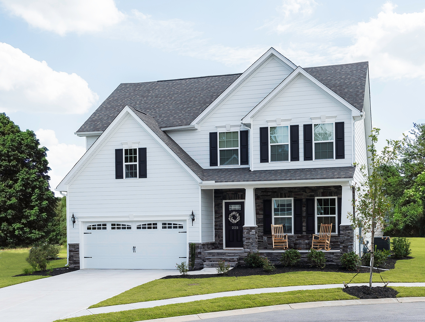 Affordable luxury in Monongalia Schools —tour our gorgeous model and community today!
