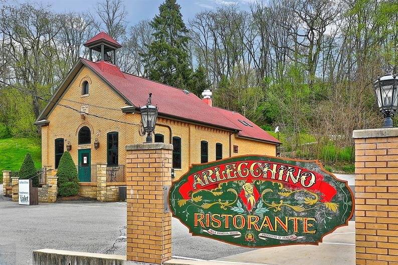 Arlecchino Ristorante is only 1 mile away