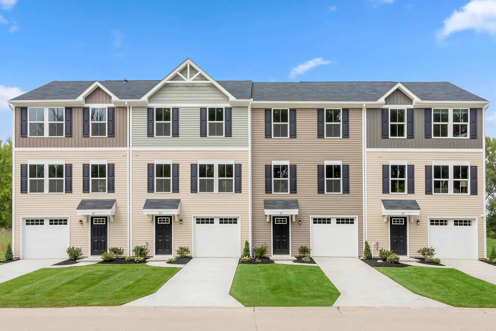 New Homes For Sale At Glynwood Forest In Fort Mill Sc Within The