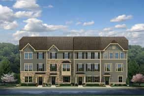 Mendelssohn 3-Story Rear Garage Model