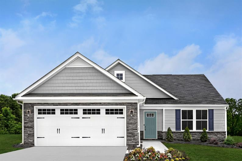 Welcome home to CARRIAGE TRAILS RANCHES!