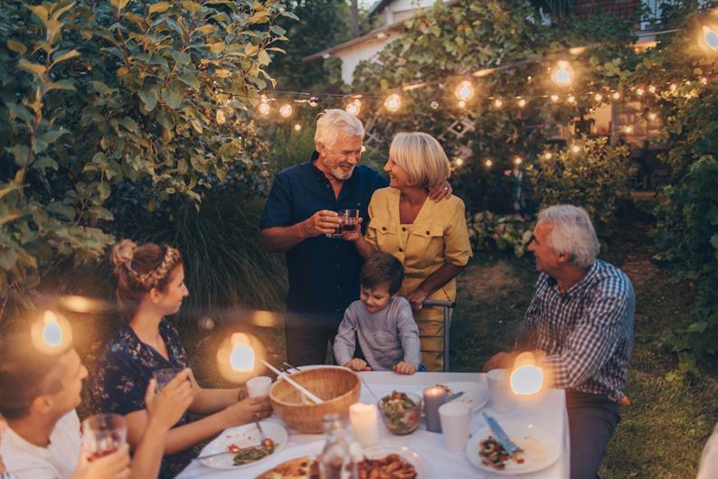 Twilight Family Gatherings