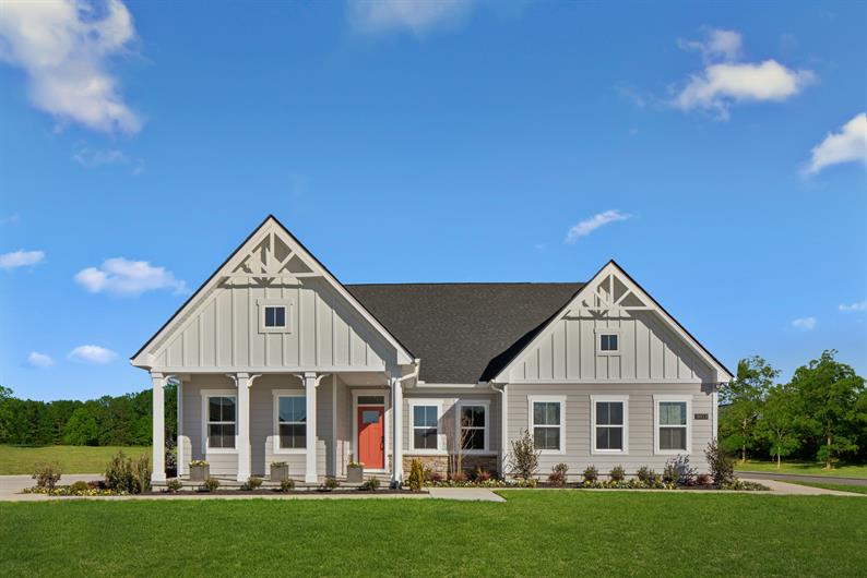 Craftsman Style Ranch Homes in the Perfect Location