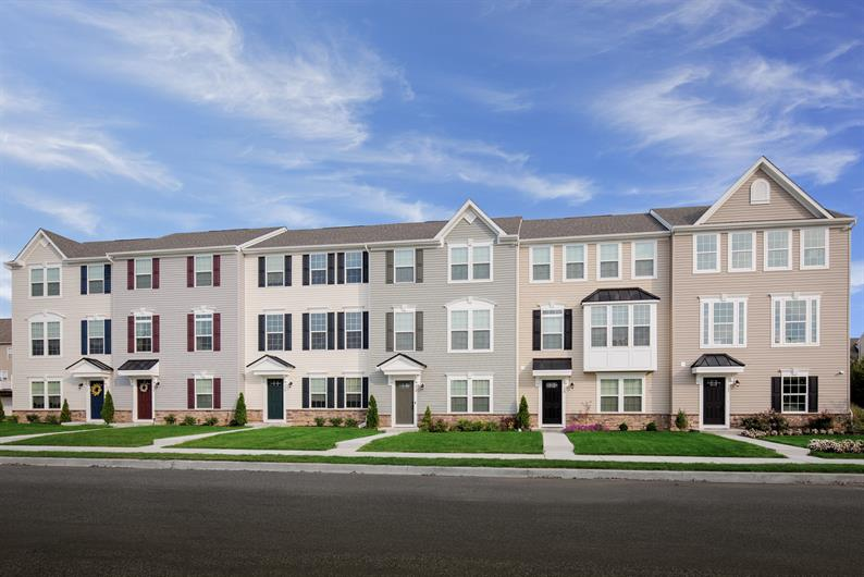 Welcome to Chestnut Hill Preserve Townhomes