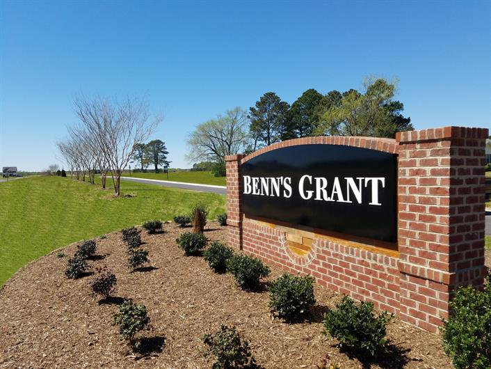 Come home to Benn's Grant...A community where you can get it all!