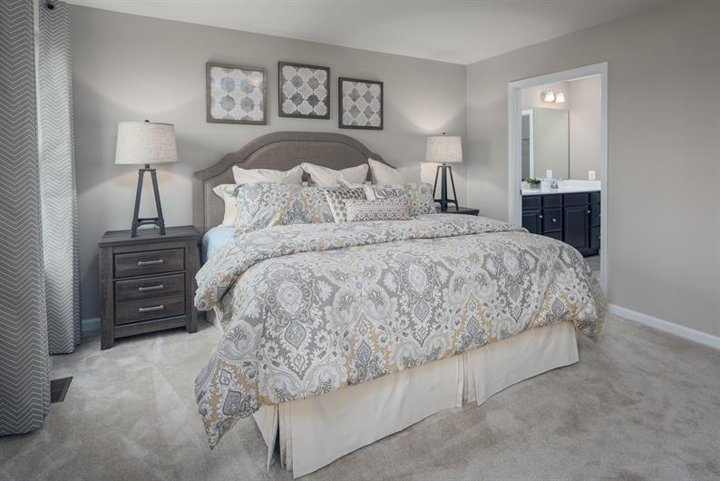 Must have #8 – Luxurious Master Bedroom