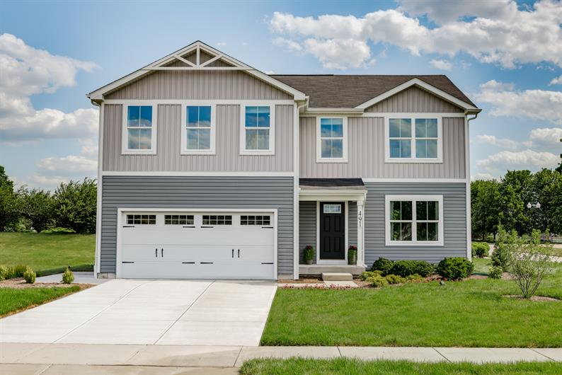 Welcome Home to Prairie Ridge - The Best Value 2-Story & Ranch Homes In Hampshire