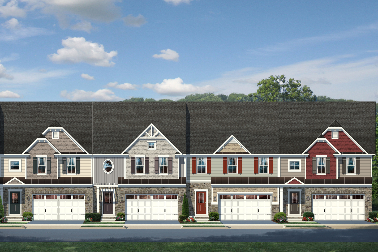 New griffin hall home model for sale heartland homes for Heartland homes pittsburgh floor plans