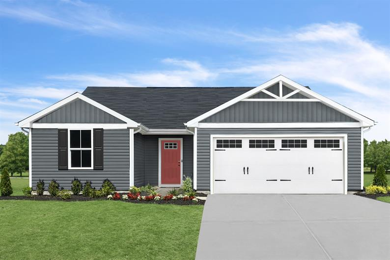 RANCH HOMES AVAILABLE AT STILLWATER CROSSINGS