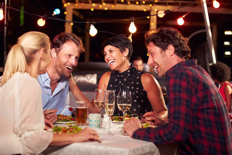 MODERN LIVING AND FRIENDLY GATHERINGS