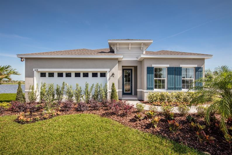 NEW SINGLE FAMILY HOMES IN ST LUCIE COUNTY NOW SELLING IN PHASE 4