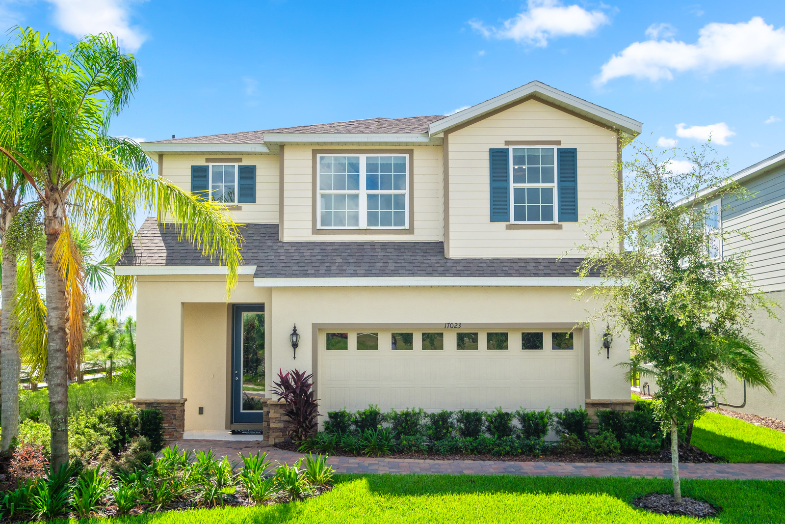Magnificent New Doral Home Model For Sale At Serenoa In Clermont Fl Download Free Architecture Designs Intelgarnamadebymaigaardcom