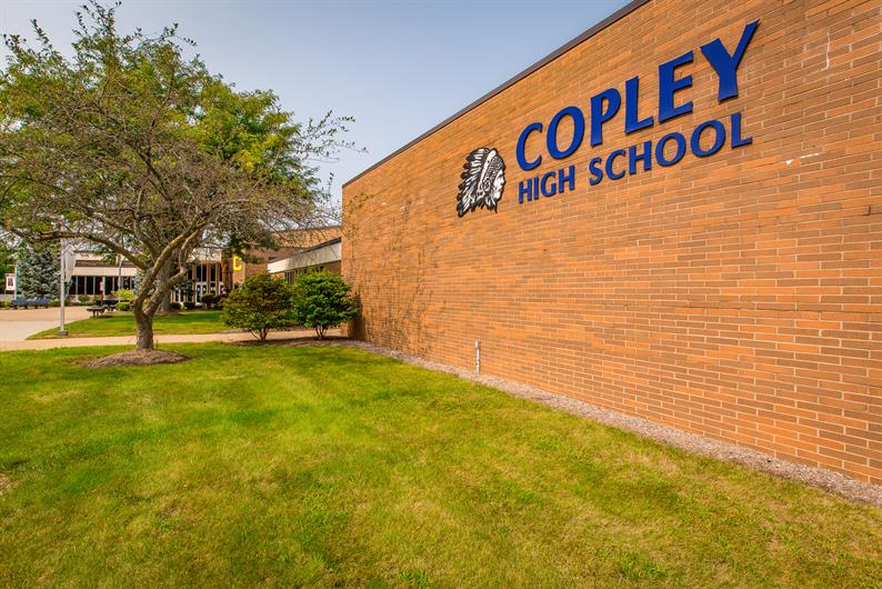 HIGHLY-RANKED COPLEY-FAIRLAWN SCHOOL DISCTRICT