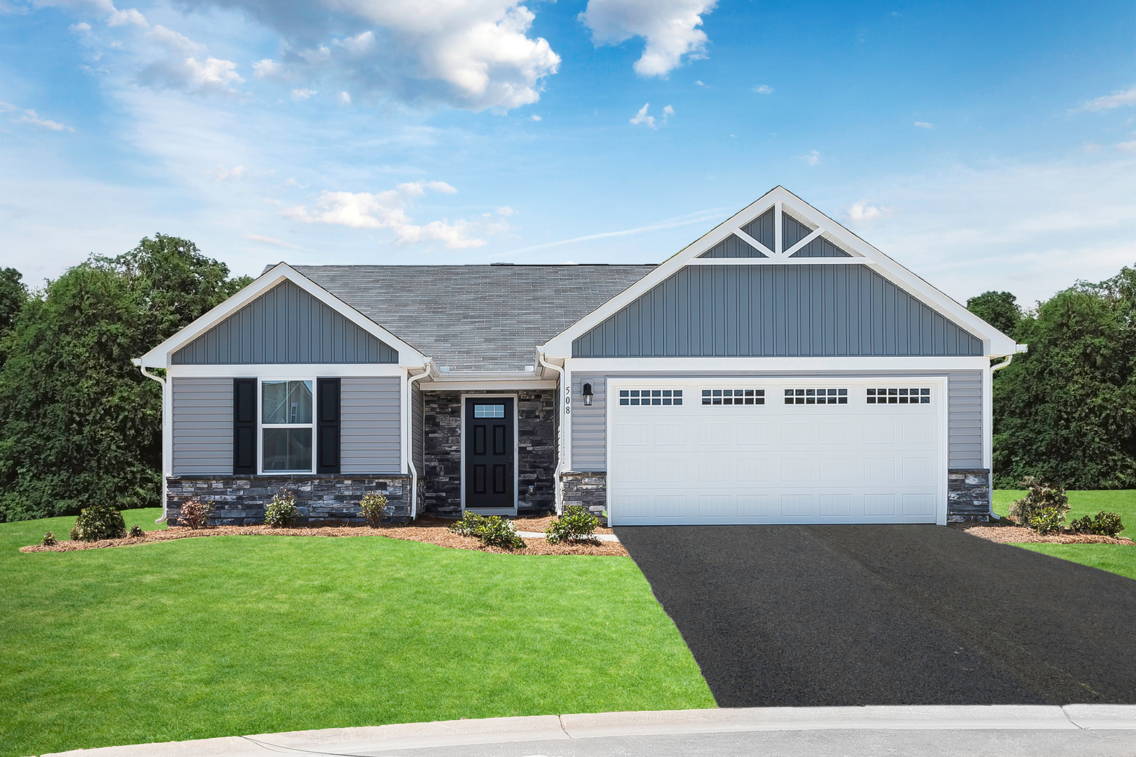 New Homes for sale at Taylor Villas 55+ in Whitehall, PA